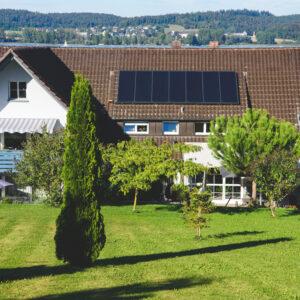 Garten und Liegewiese